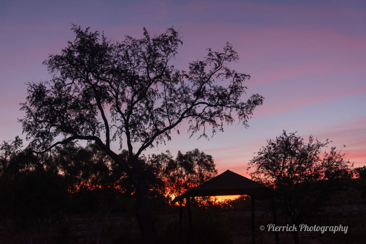 Région de Kimberley en Australie