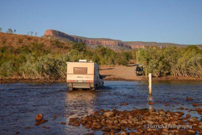 Traversée épique de la Gibb River dans la nature sauvage des Kimberley