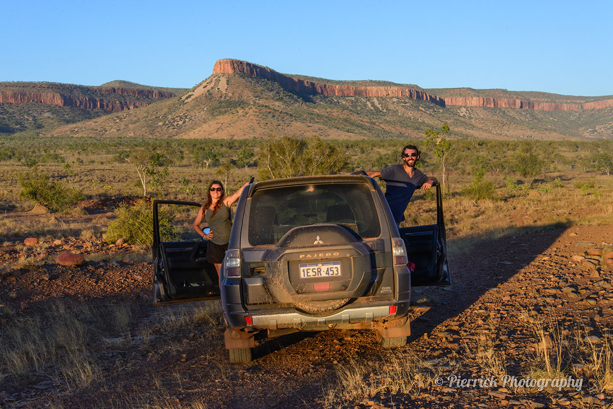 Gibb river road en Australie