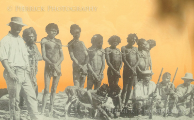 Colonisation des terres Aborigènes