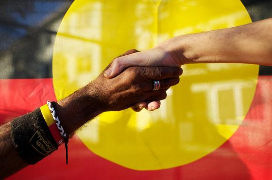 Réconciliation Aborigènes - Colons blancs