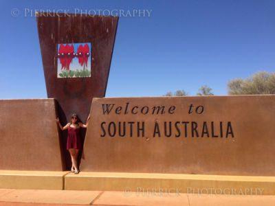 Frontière de l'état du South Australia