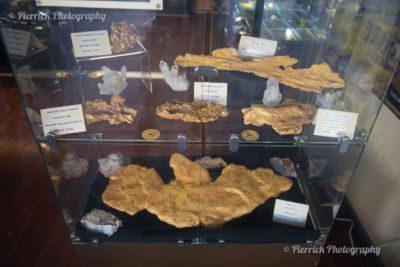 Pépite d'or à Kalgoorlie