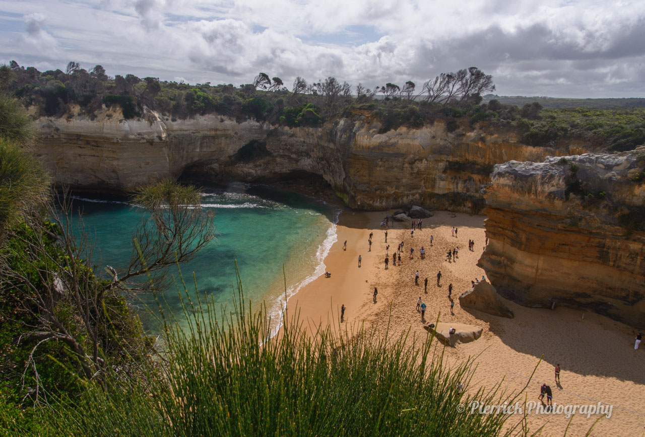 Great Ocean Road - Lord Ard Gorge