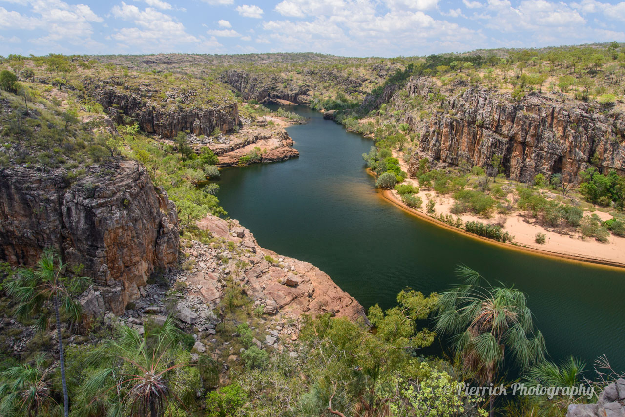 Pat's lookout - Katherine gorge - Parc national Nitmiluk