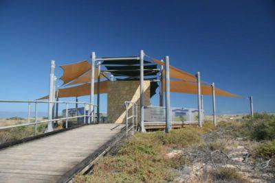 Jurabi turtle center dans le parc national de Cape range