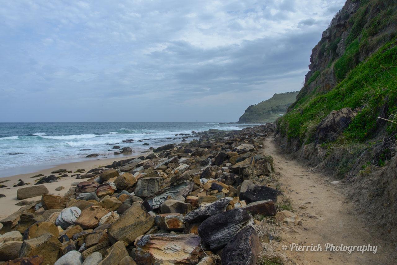 Royal national park - Garie Beach