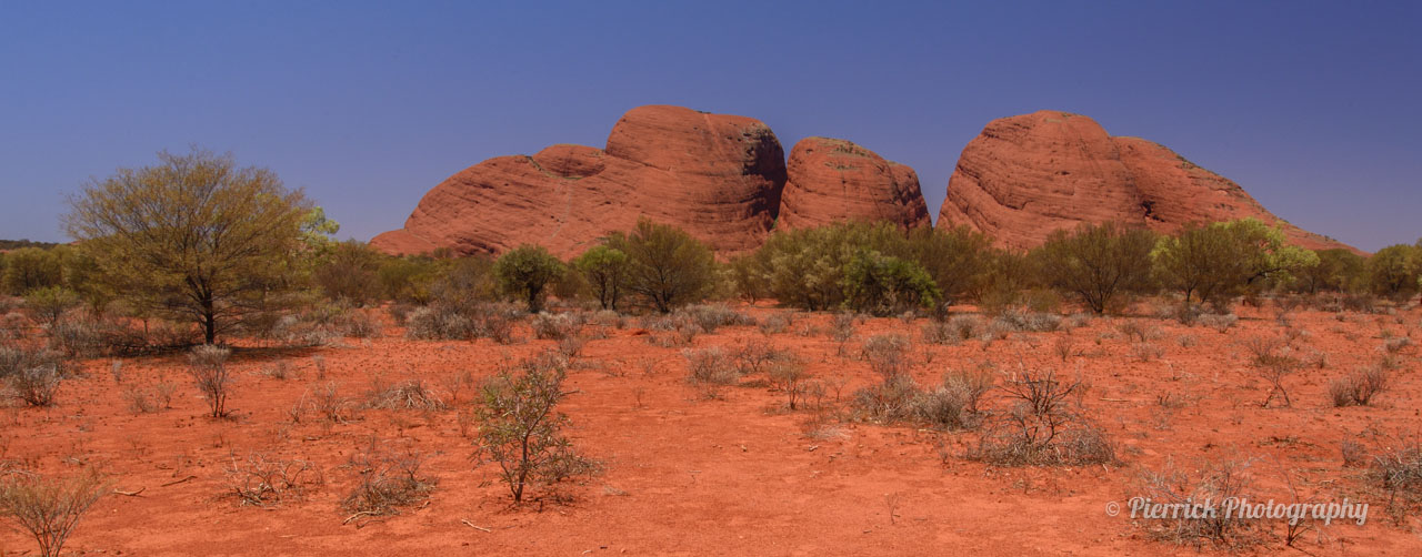 The Olgas - Parc national d'Uluru