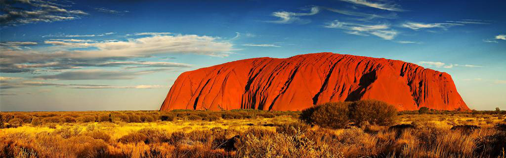 Voyager en Australie - Uluru
