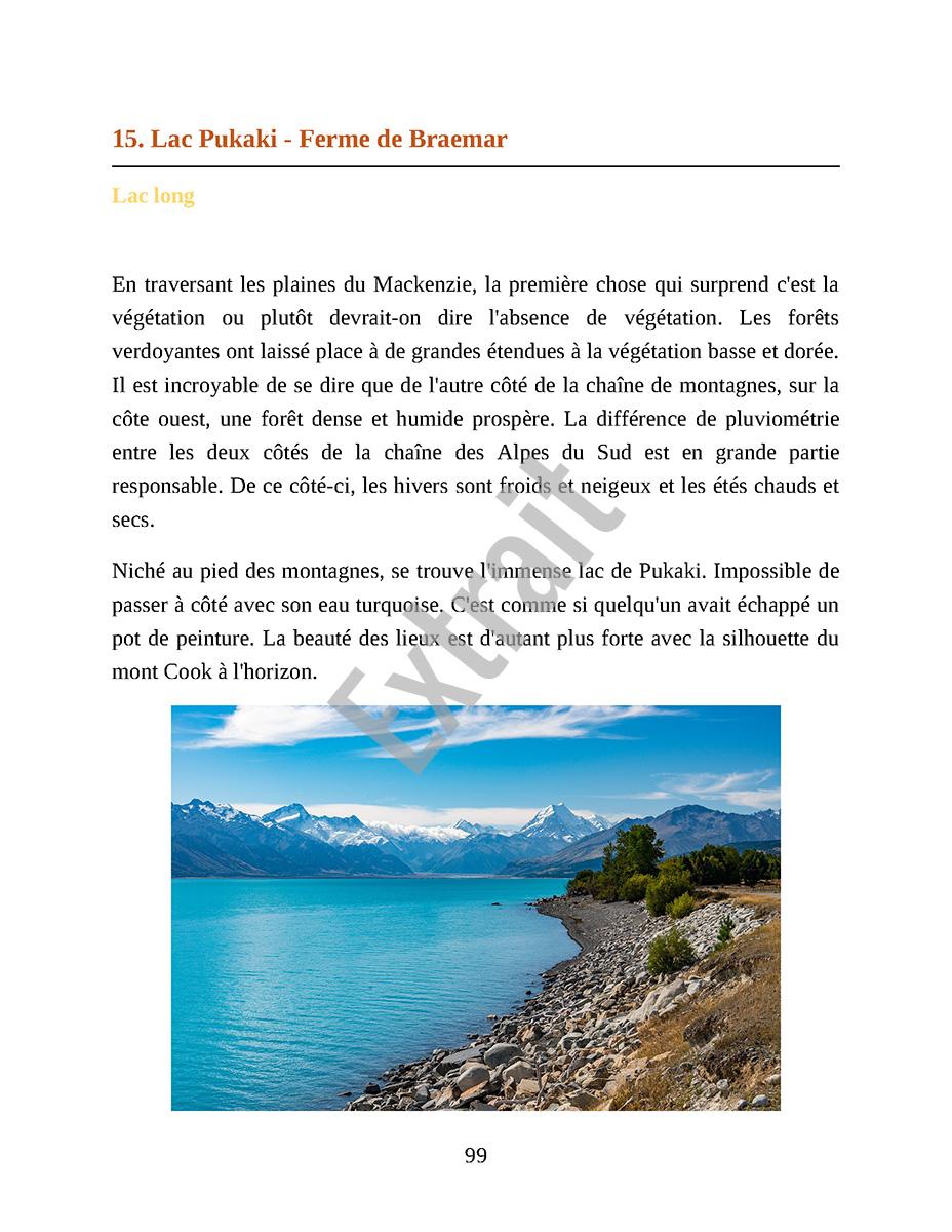 Extrait Ebook Lieux tournage Hobbit - Page 2