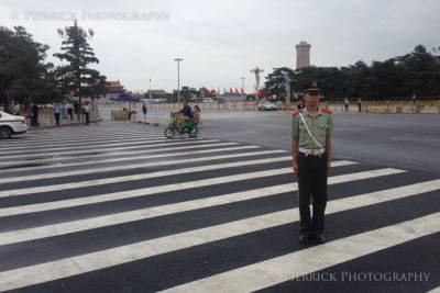 Pékin au rythme d'une parade militaire
