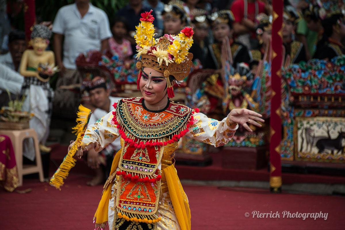 Bali Art Festival - Legong
