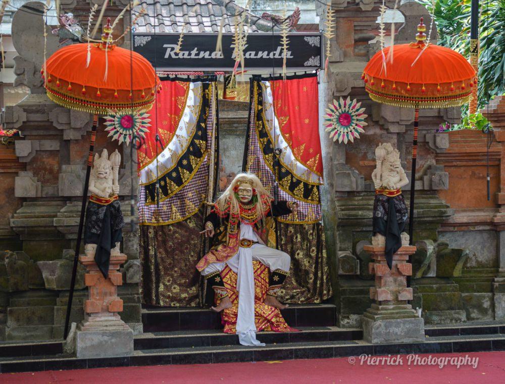Bali Art Festival - Topeng
