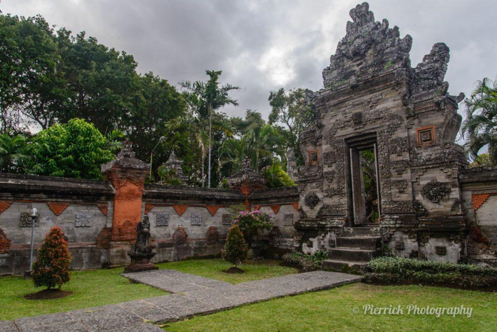 Musée de Bali à Denpasar sur Bali