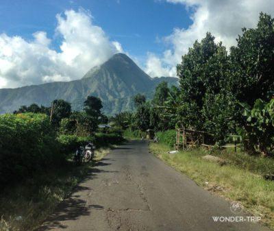 Trajet de Bali à Sembalun Lawang