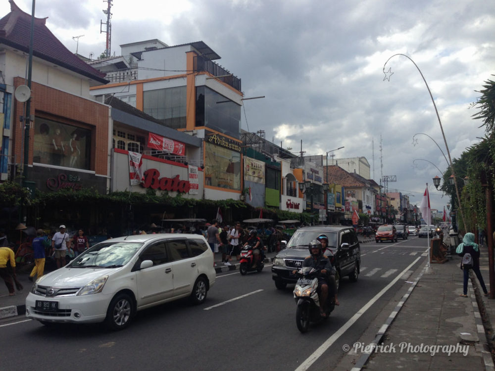 Transport sur Bali