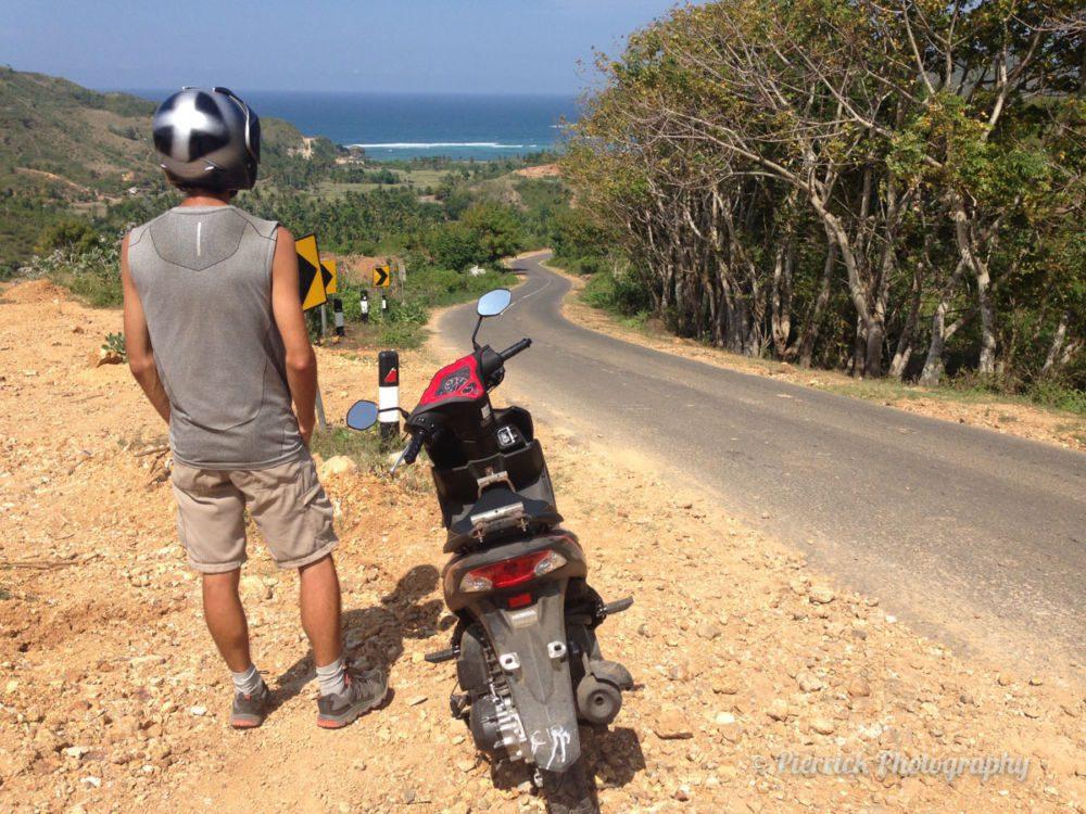 Louer un scooter sur Bali