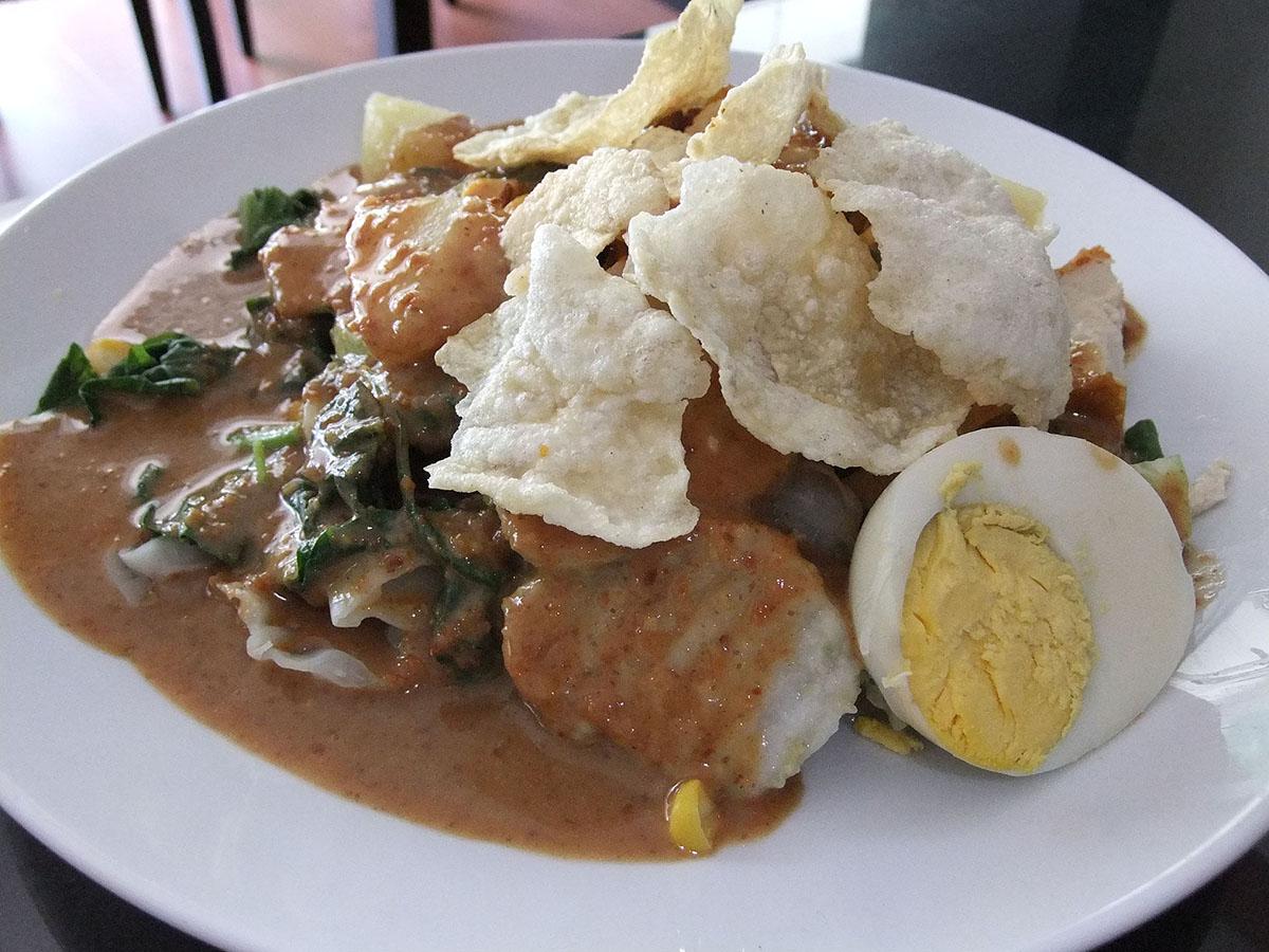 Cuisine indonésienne - Plat - Gado gado