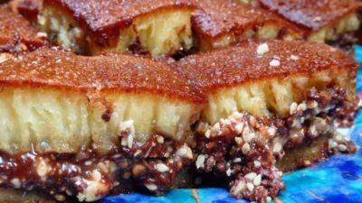 Cuisine indonésie - Dessert - Martabak manis