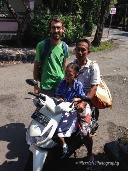 Rencontre à Denpasar à Bali