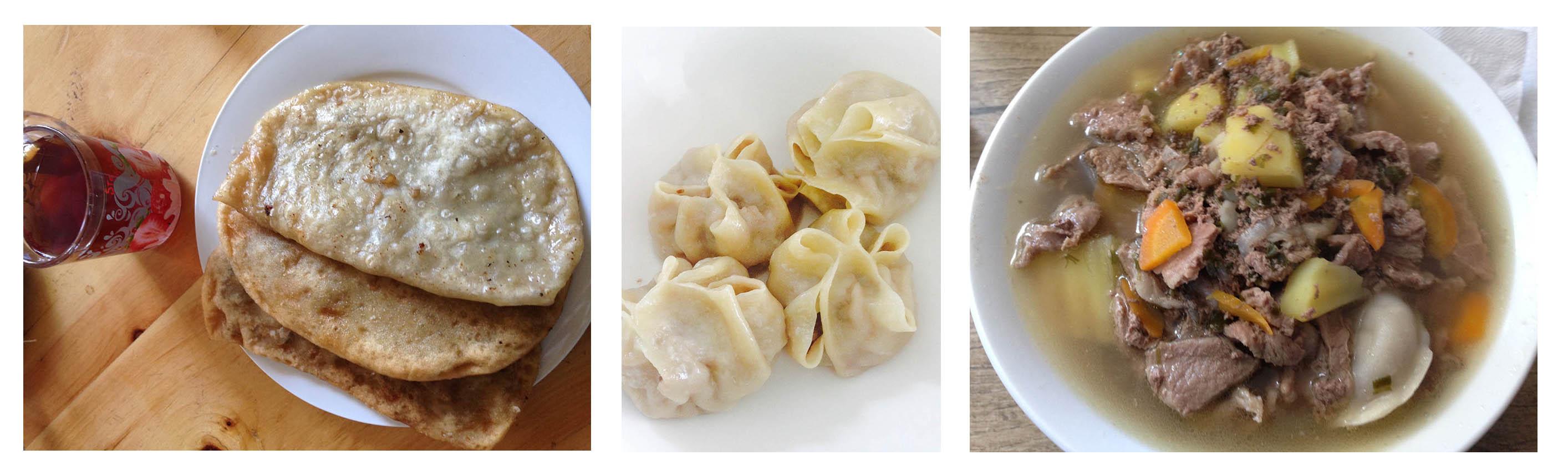 Cuisine en Mongolie - Dumpling