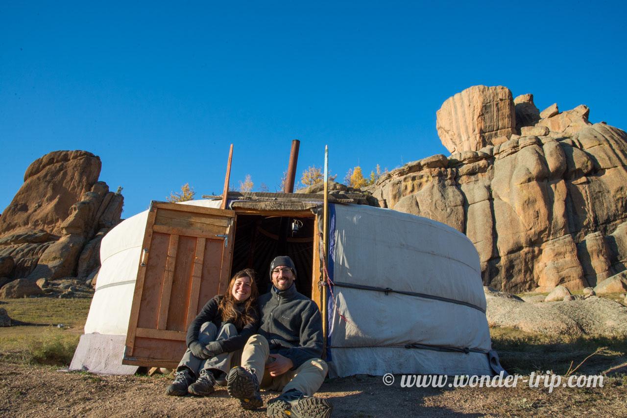Impression sur la Mongolie