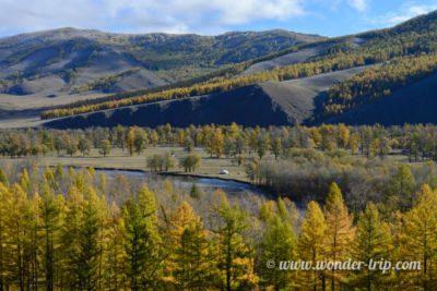 Parc national de Terelj