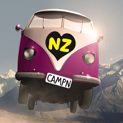 Applications smartphone Nouvelle-Zélande - Rankers Camping NZ