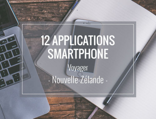 12 applications smartphone pour son road-trip en Nouvelle-Zélande