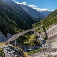 Arthur's pass viaduc