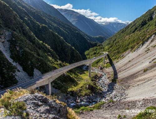 Arthur's pass national park – Paradis de la randonnée et du trekking en Nouvelle-Zélande