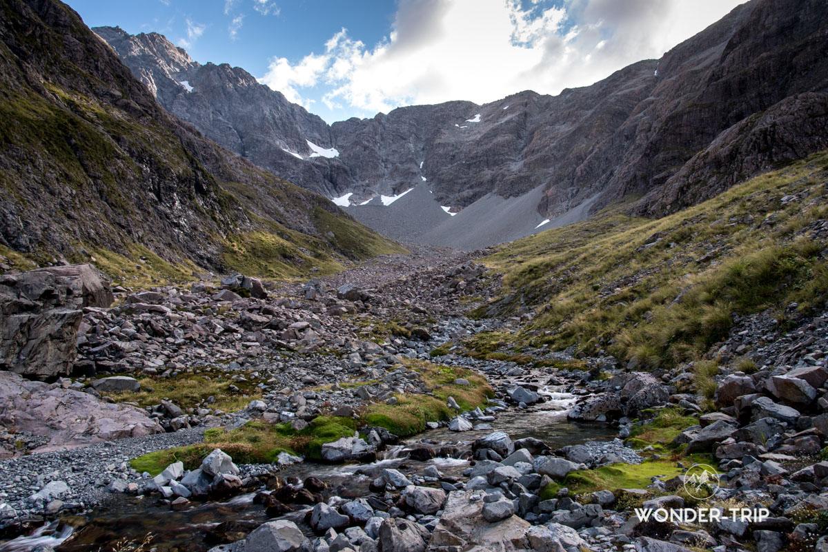 Randonnée Otira valley - Arthur's pass