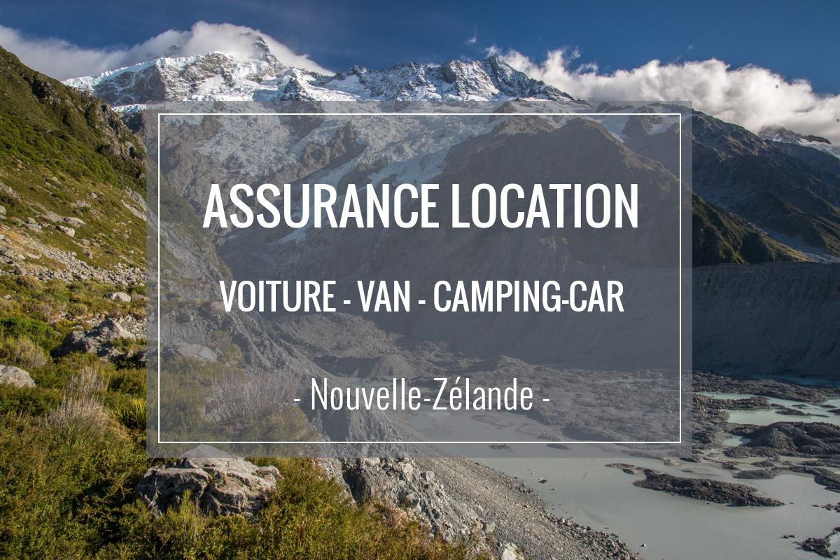 Trouver location van camping-car pas cher Nouvelle-Zélande - Assurance location plus économique