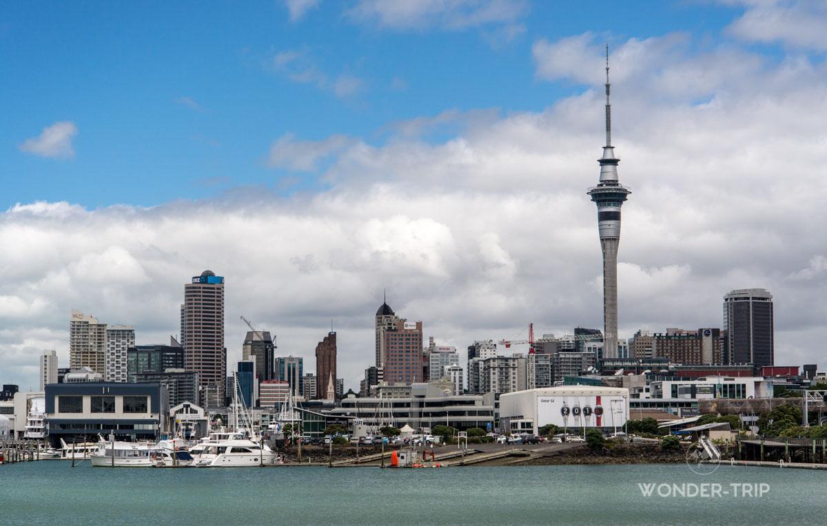 Ville d'Auckland
