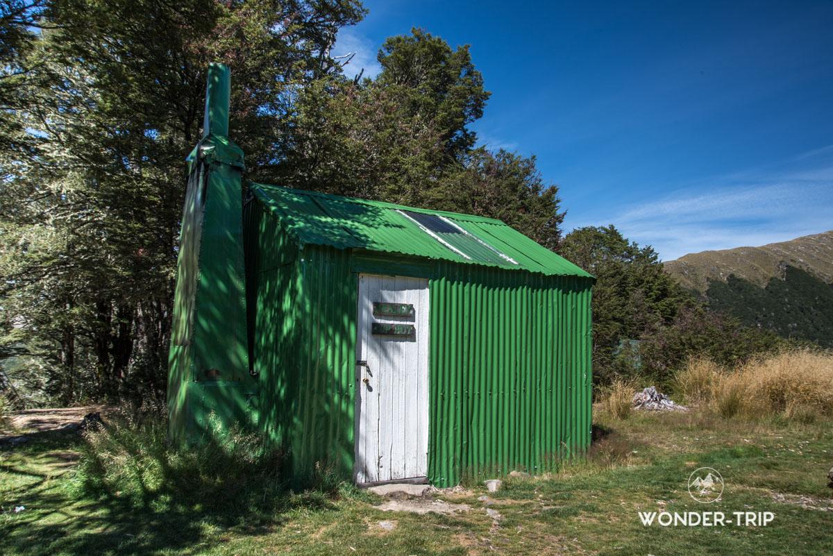Refuge de Bealey spur - Arthur's pass
