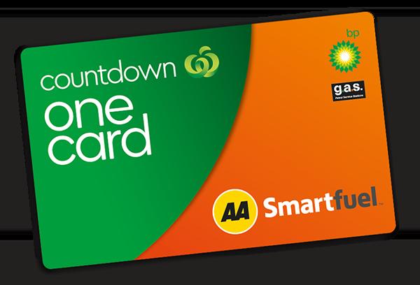 AA Smartfuel Card
