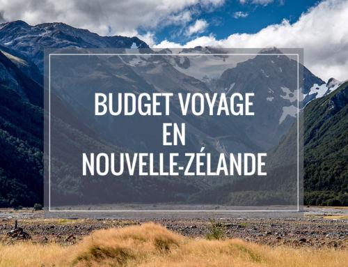 Quel budget voyage prévoir pour visiter la Nouvelle-Zélande ?