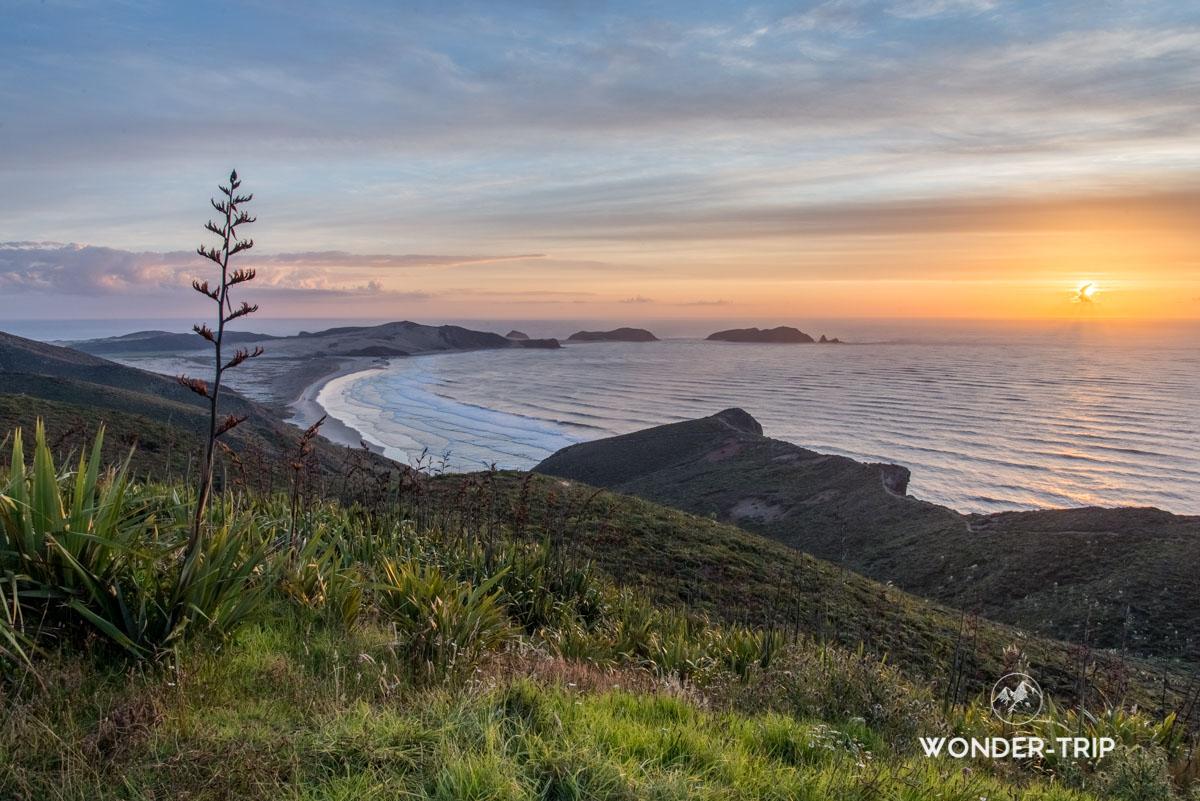 Cap Maria van Diemen dans le Far North en Nouvelle-Zélande