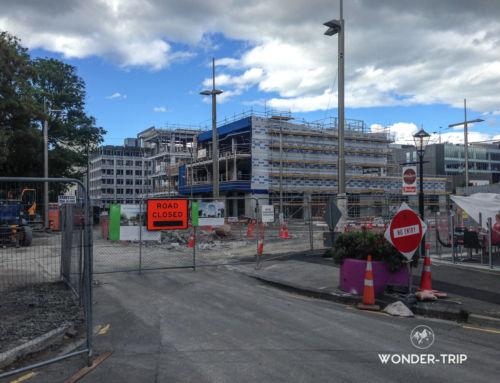 L'étrange atmosphère de Christchurch : la plus grand ville de l'île du sud