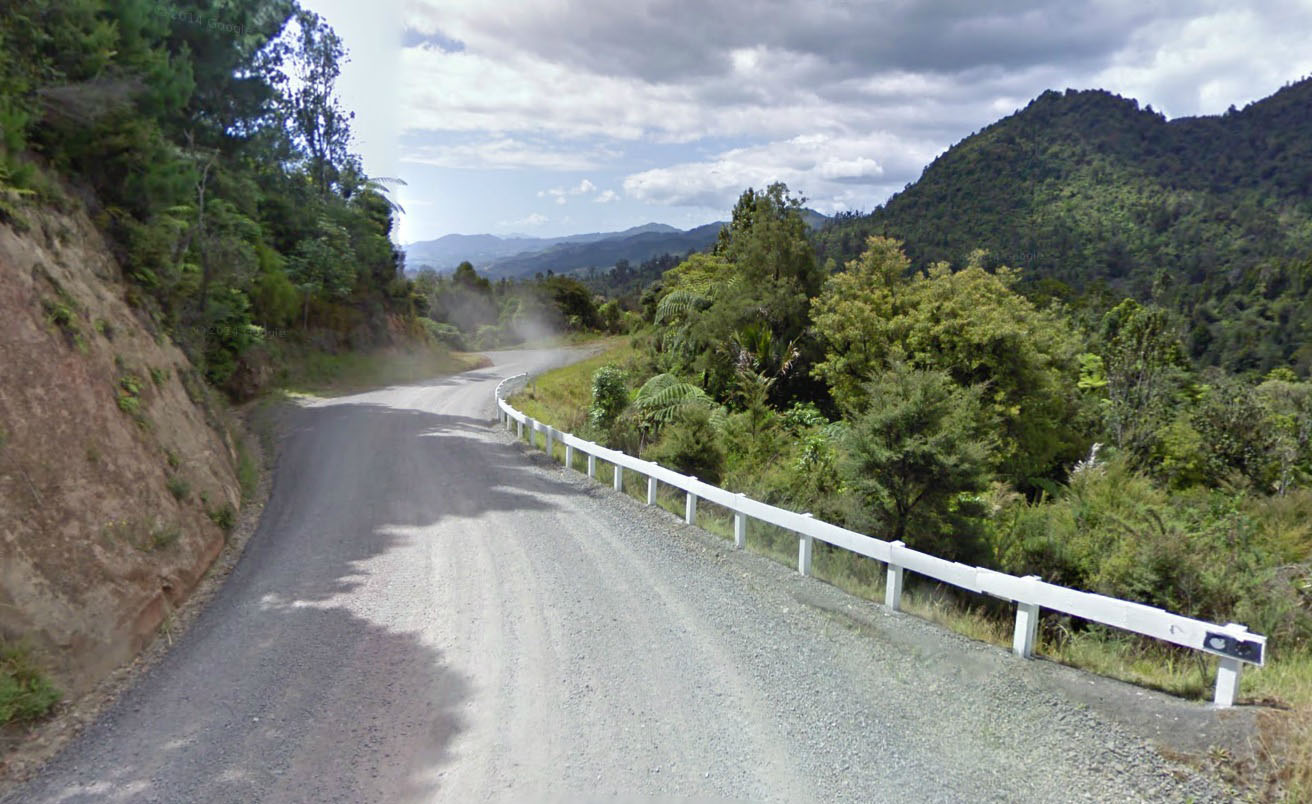 Coromandel - route 309