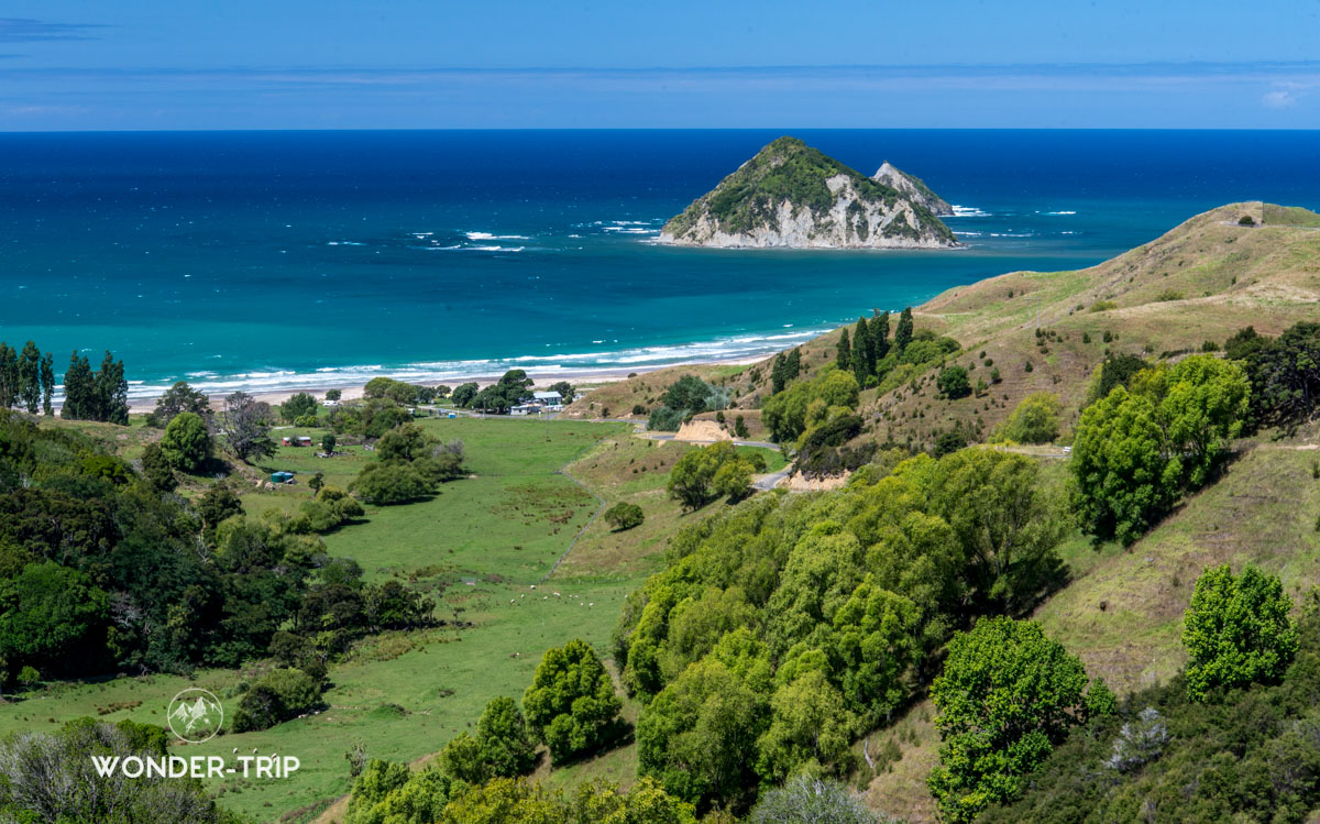 Pacific Coast Highway - Anaura Bay