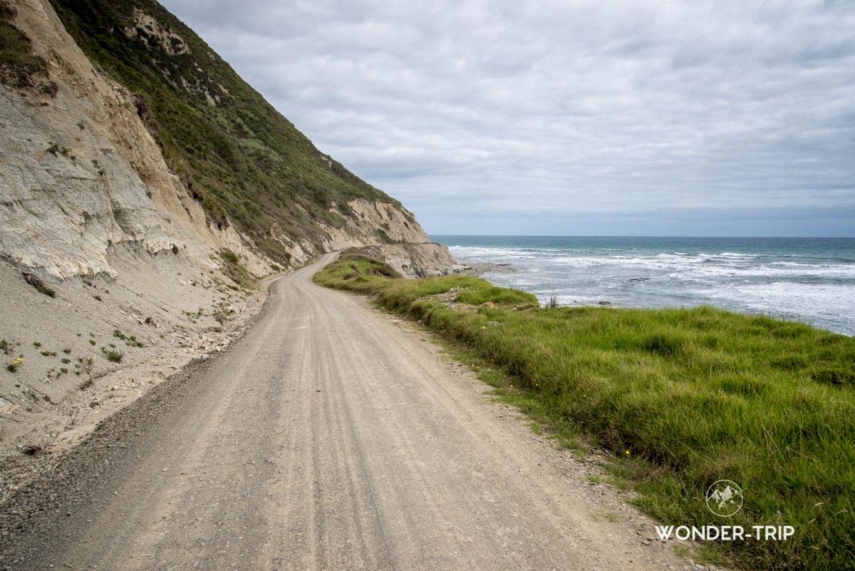 East coast - East Cape lighthouse road