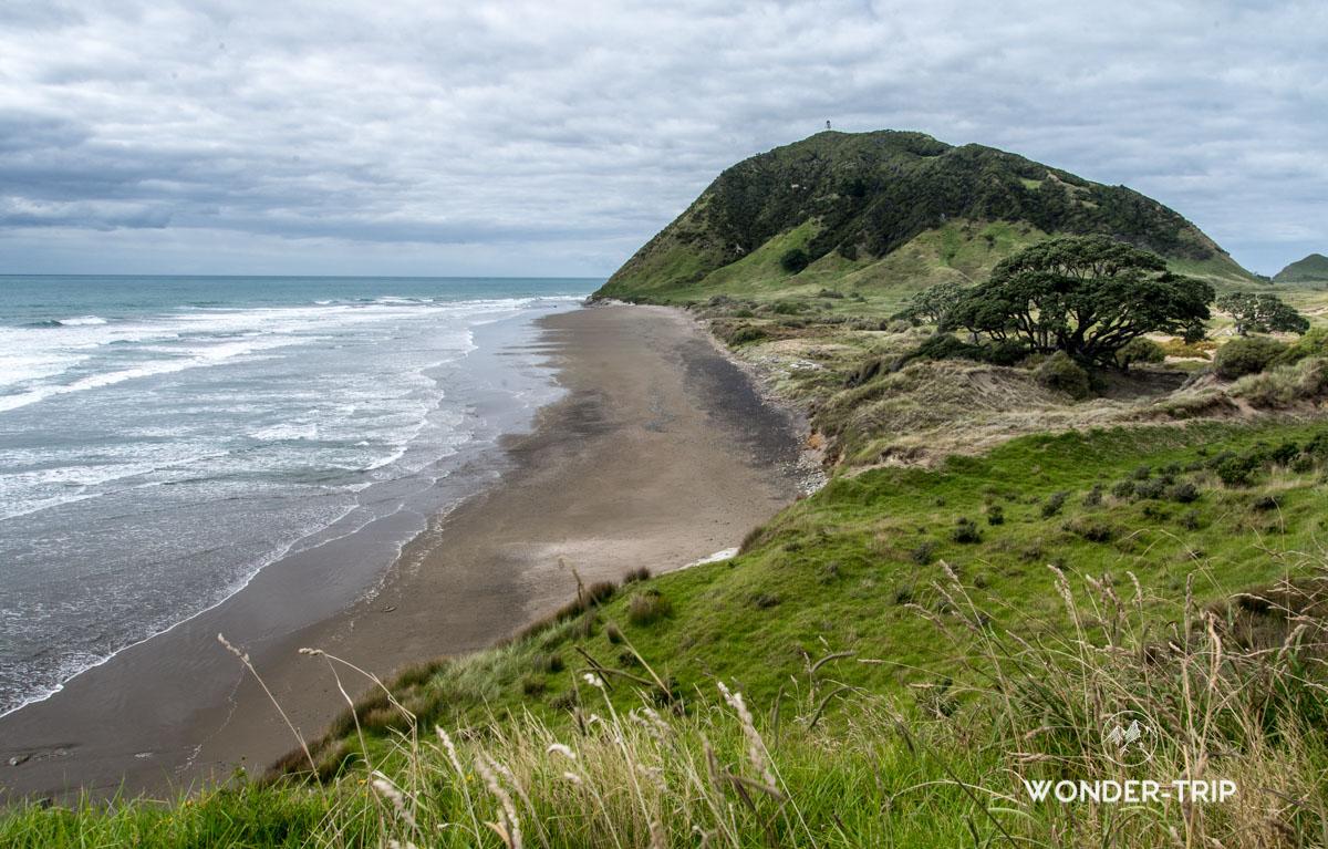 East Cape, Nouvelle-Zélande