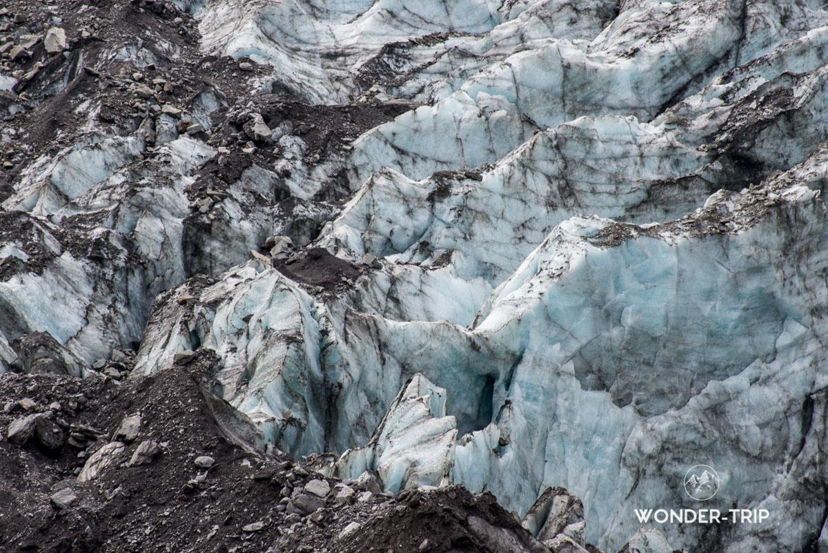 West coast - Glacier Fox - Meilleures randonnées glacier Fox
