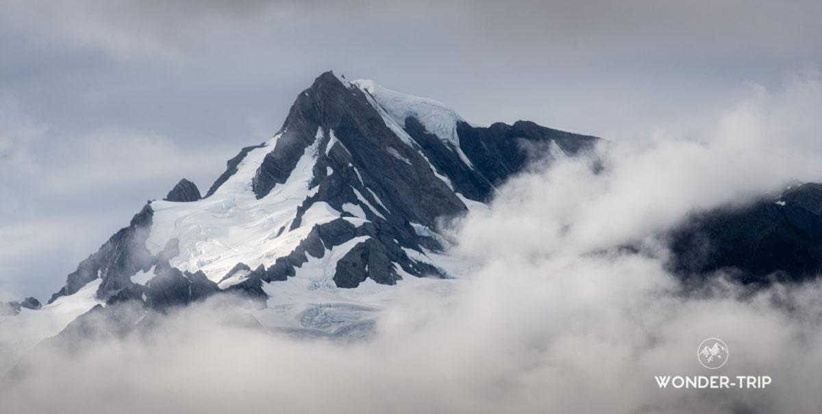Randonnées Glacier Franz Josef