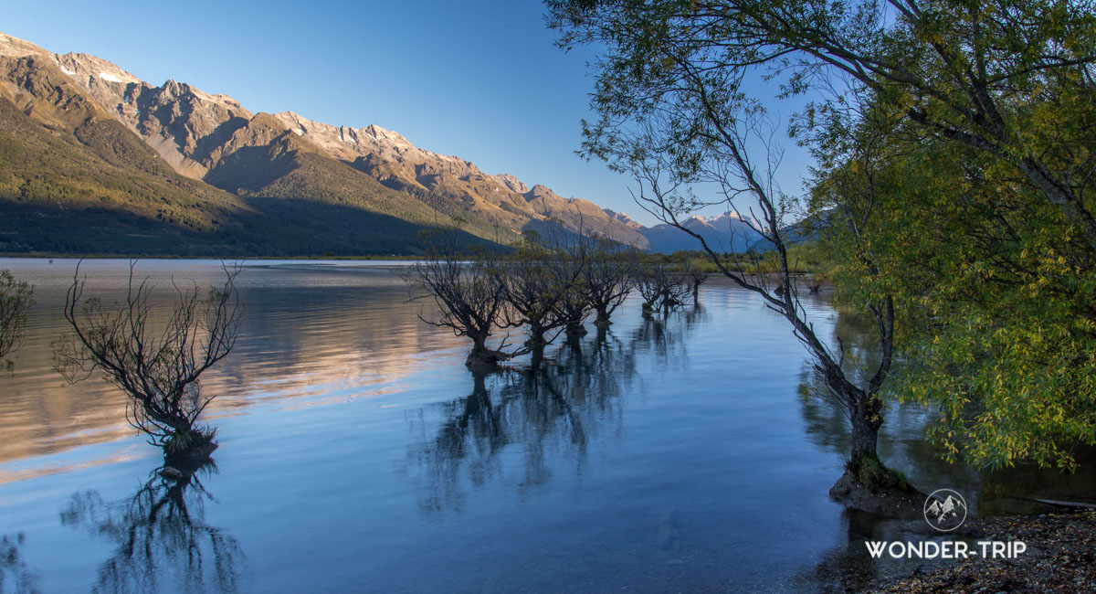 Glenorchy - Lac Wakatipu
