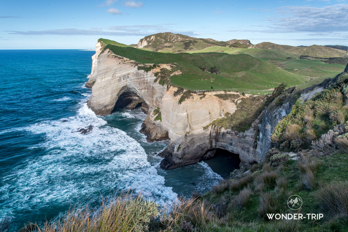 Golden bay - Cape Farewell