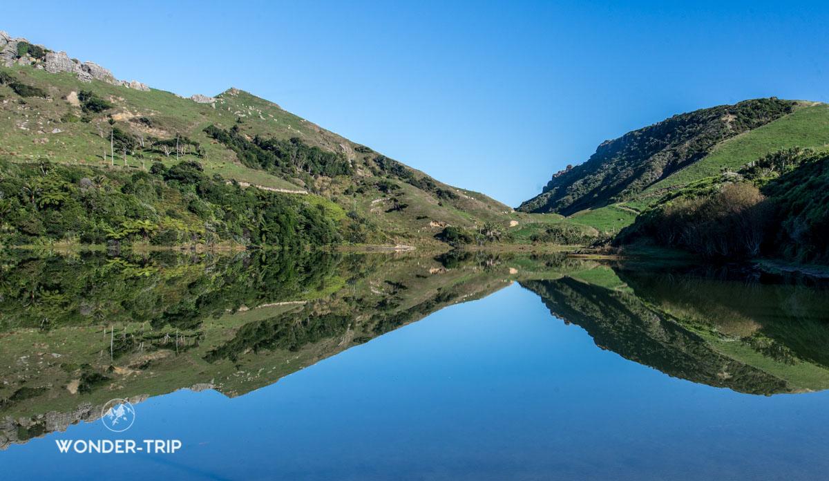 Lac Kaihoka et Kahoka