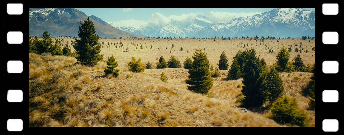 Lieux de tournage du Hobbit - Braemar station