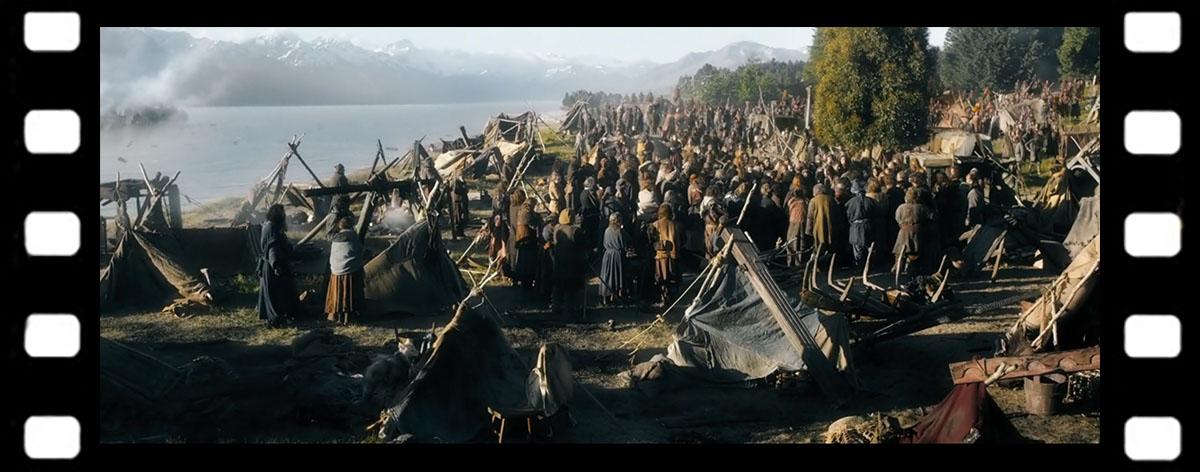 Lieux de tournage du Hobbit - Lac Pukaki